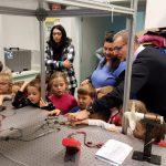 """Posjet Centru za mikro- i nanoznanosti i tehnologije djece iz Dječjeg vrtića """"Đurđice"""""""