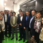 A high delegation visited the Center for Micro- and Nanoscience and Technology