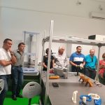 Expert visit of the members of the Activity Sector: Mechanical Engineering, Naval Architecture and Electrical Engineering of the Engineering Profession School of Rijeka