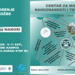 """""""10 years of NANORI"""" exhibition"""